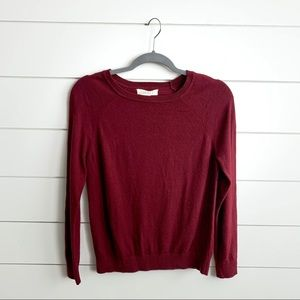 Forever 21 Maroon Sweater